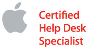 Apple certification logo